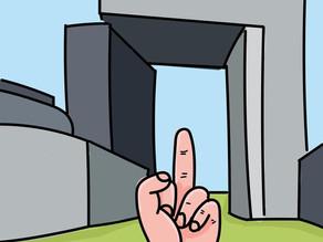 Art meets political correctness in HK