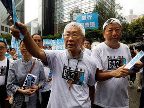 Nuns arrested as Beijing turns up heat on Church in Hong Kong