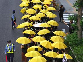 612 Hong Kong is still revolting