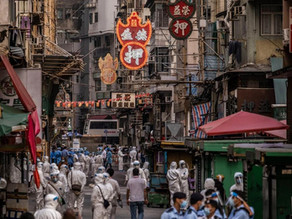 Hong Kong's COVID-19 'lockdowns' exposes inequality
