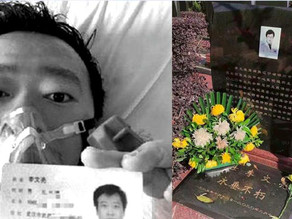 Tributes flow for Chinese whistleblower doctor Li Wenliang, a year after COVID-19 death