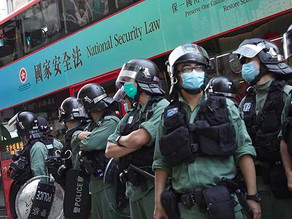 CCP crushing Hong Kong's freedoms as repression deepens