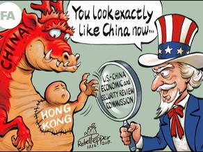 Hong Kong's present echoes Tibet's past