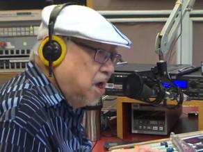 "Thanks Hong Kong DJ ""Uncle"" Ray Cordeiro for 7 decades"