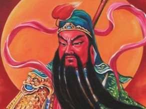 'Kwan Tai' Buddhist deity worshipped in HK by police, gangsters and businesspeople