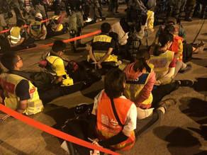 Hong Kong's Dehumanitarianism – an urgent appeal for international mediation 香港的非人道主義主義–國際調解的緊急呼籲