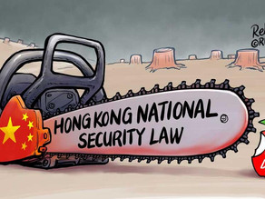 CCP's Apple Daily takedown an attack on private property