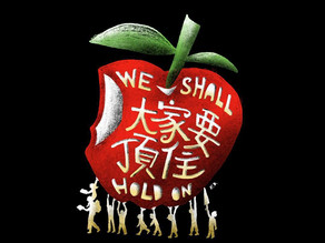 We shall hold on for Jimmy Lai and Apple Daily
