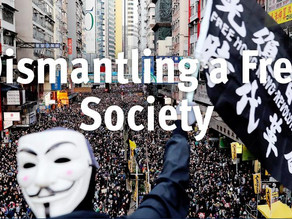 1 year of HK's national security law : What the rule of law world is saying