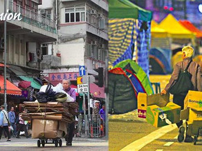 The shame of 1/5 HK people living in poverty