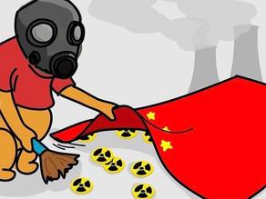 Radiation leaks at CCP's Taishan nuclear power plant near HK : More CCP lies!