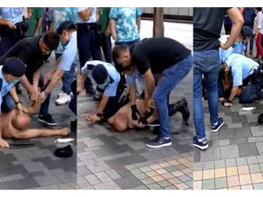 8 May 2020 a South Asian man died in HK Police custody