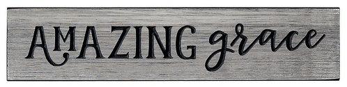 Amazing Grace | Wood Sign