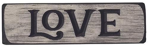 Love  | Wood Sign