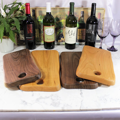 Handcrafted Cutting Board/Server