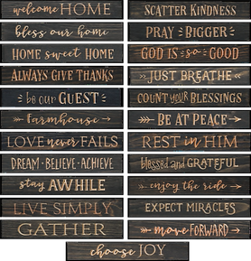 Wooden Signs For Yor Home