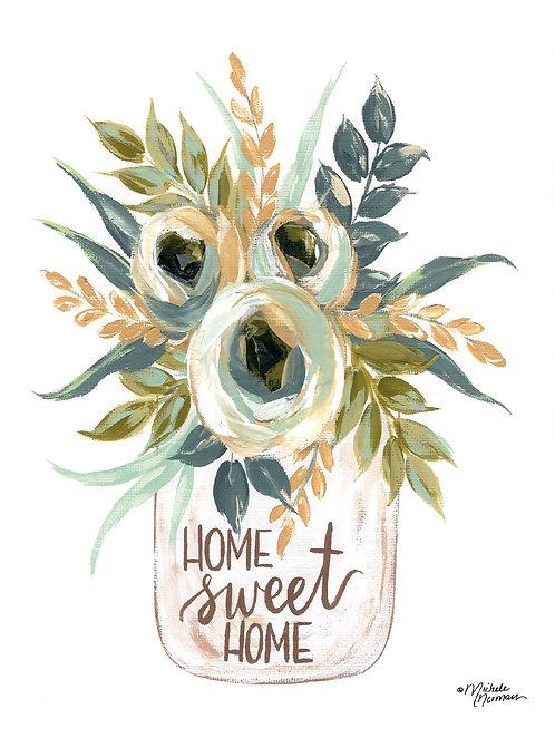 Home Sweet Home, Wall Print