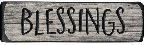 Blessings  | Wood Sign