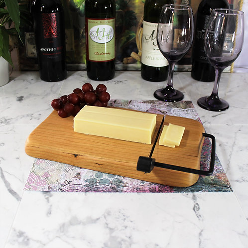 Custom Cheese Board
