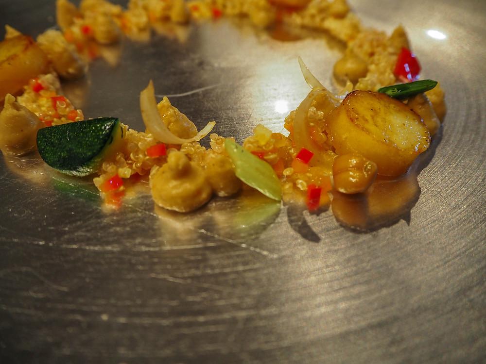 dressage couscous