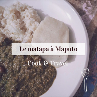 Le matapa, plat traditionnel du Mozambique