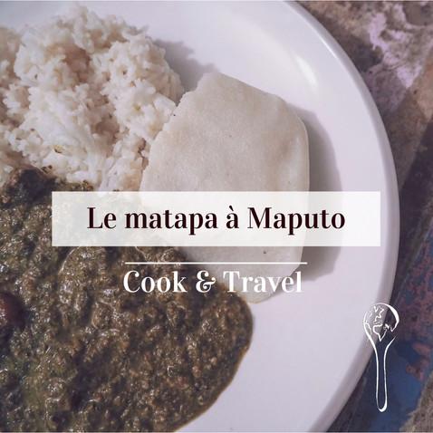 Le matapa, plat traditionnel du Mozambique
