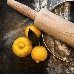 Tarte aux citrons de Tunisie _ bergamote et citron doux_#citron #lemon #tarte #pie #homeMade #backin