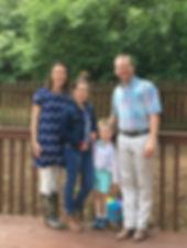 Pastor James and family.jpg