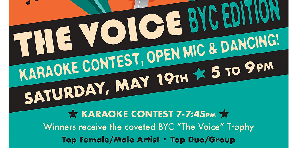 The Voice - BYC Edition (1)