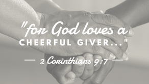 In This Season of Giving Remember to Give Biblically