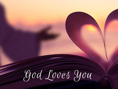 Feeling Unloved? Remember This… (John 3:16)