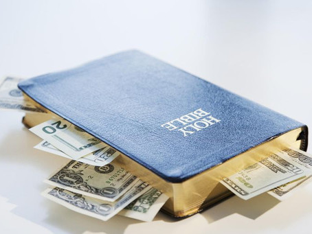 Developing a Biblical Perspective on Money