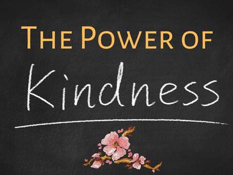 The Power of Kindness (1 Corinthians 13)
