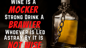 Why People Turn to Drugs and Alcohol : How You Can Help (Proverbs 20:1)