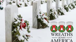 Wreaths Across America - Pray for the Fallen (Isaiah 6:8)