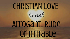 Ice-Cream Love—Part Two (1 Corinthians 13)