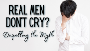 Real Men Don't Cry?  Dispelling the Myth (John 11:35)