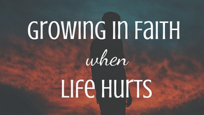Why Did God Let this Happen? Growing in Faith When Life Hurts