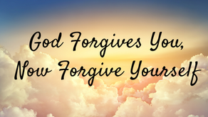 Forgive Yourself and Begin a New Life in Christ (Philippians 3:13)
