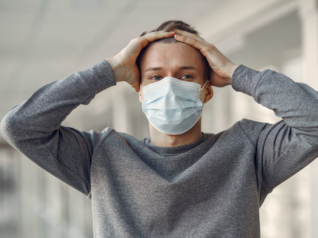 Coping with Discouragement and Depression During the COVID-19 Pandemic (Jeremiah 29:11)