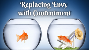 Replacing Envy with Contentment (Proverbs 14:30)