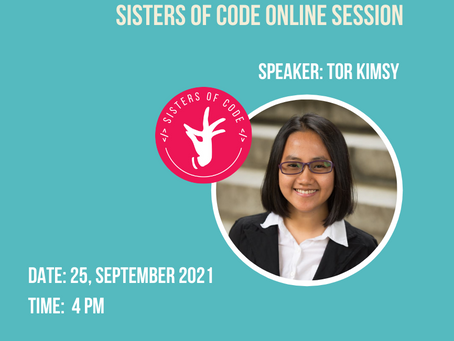 Sisters of Code Online Session - Episode 7
