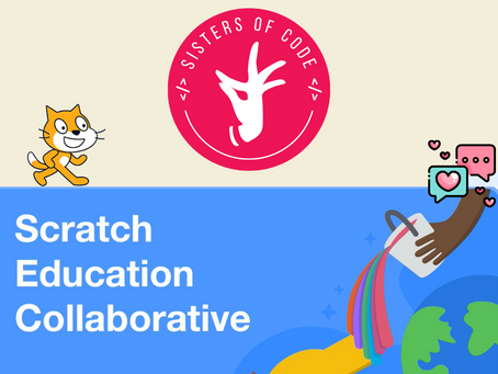 Sisters of Code to Participate in the Scratch Education Collaborative