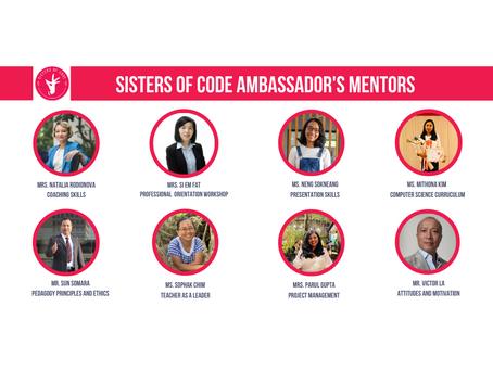 Meet Sisters of Code Ambassadors' Mentors