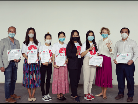 First Sisters of Code Ambassadors graduated the program