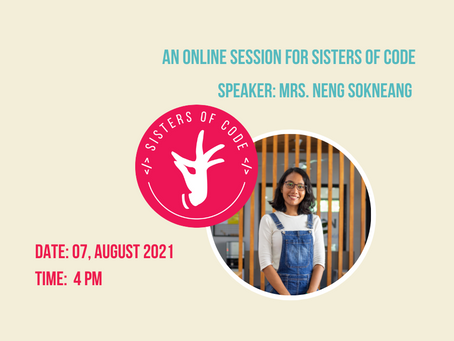 Sisters of Code Online Session # 6