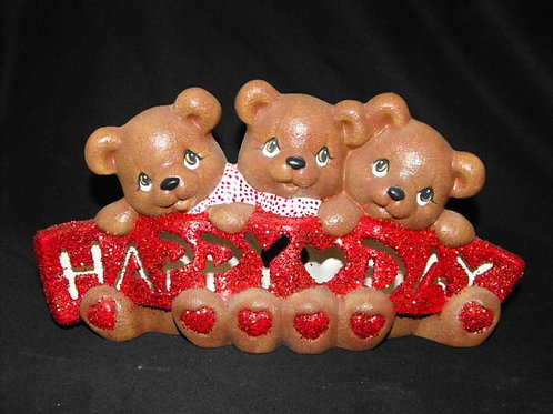 Three little bears/with banner
