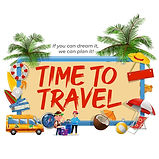 Time to Travel Square Logo for Google.jp