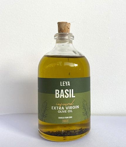 Basil Infused Olive Oil- 100ml