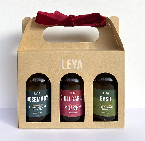 Infused Olive Oil Gift Pack